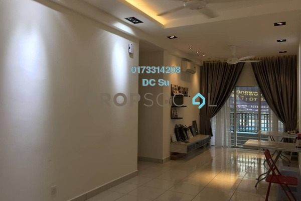 For Sale Condominium at BSP 21, Bandar Saujana Putra Leasehold Semi Furnished 3R/2B 565k