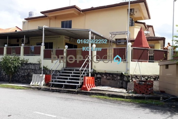 For Sale Link at SL4, Bandar Sungai Long Freehold Unfurnished 3R/2B 1.4m