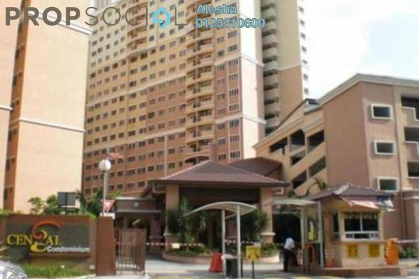 For Sale Condominium at Cengal Condominium, Bandar Sri Permaisuri Freehold Unfurnished 0R/0B 400k