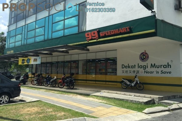 For Rent Shop at The Trillium, Sungai Besi Freehold Unfurnished 0R/0B 1.3k