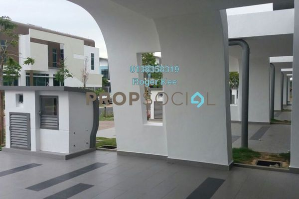For Rent Terrace at Setia Eco Glades, Cyberjaya Freehold Semi Furnished 4R/3B 2.6k