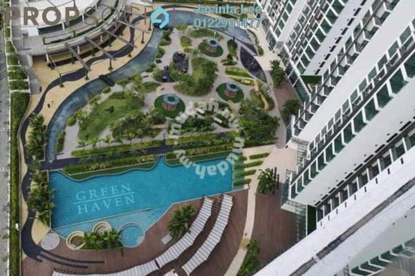 For Sale Serviced Residence at Green Haven, Johor Bahru Freehold Semi Furnished 3R/2B 489k