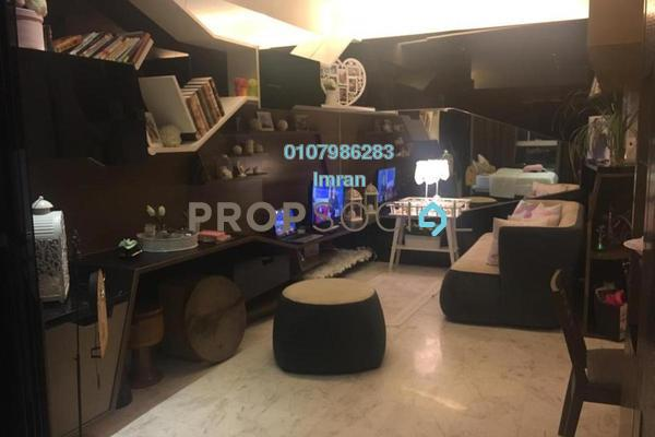 For Rent Serviced Residence at VERVE Suites, Mont Kiara Freehold Fully Furnished 1R/1B 2.2k