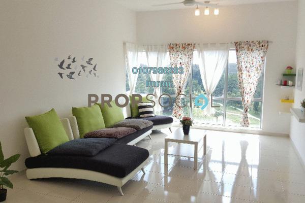 For Rent Serviced Residence at I Residence, Kota Damansara Freehold Fully Furnished 3R/2B 2.7k