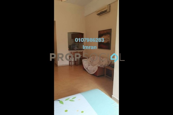 For Rent Serviced Residence at Mayfair, Sri Hartamas Freehold Fully Furnished 0R/1B 1.3k
