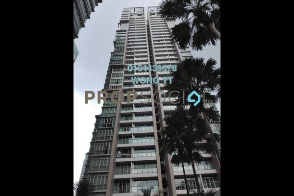 For Sale Condominium at Marc Service Residence, KLCC Leasehold Fully Furnished 3R/2B 2.11m