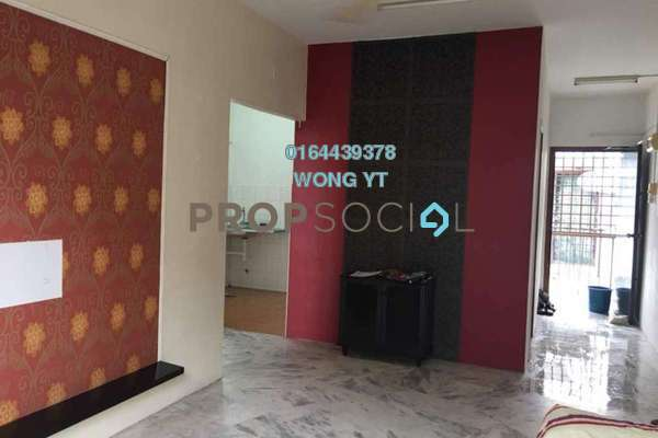 For Sale Condominium at Taman Putra Perdana, Puchong Freehold Unfurnished 3R/2B 138k