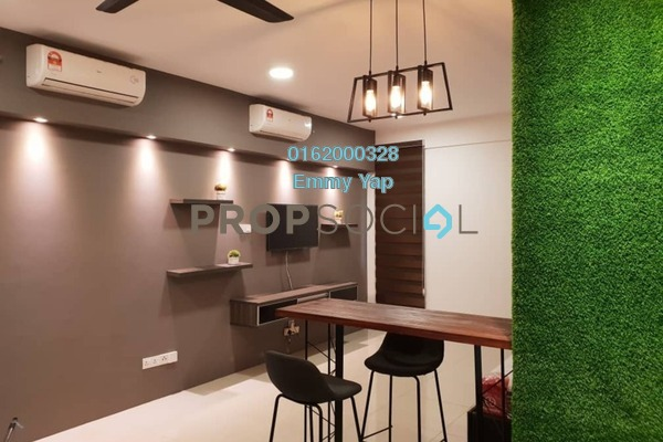 For Rent SoHo/Studio at V12 Sovo, Shah Alam Freehold Fully Furnished 1R/3B 1.3k