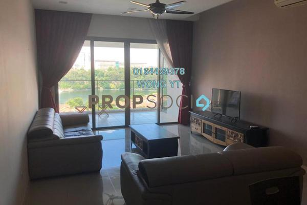 For Rent Condominium at A'Marine, Bandar Sunway Freehold Fully Furnished 1R/1B 1.8k