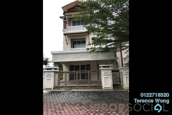 For Sale Bungalow at Villa Kristal Heights, Batu Caves Leasehold Semi Furnished 7R/7B 2.2m