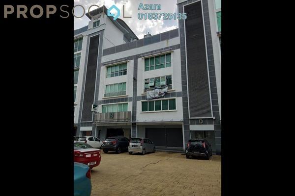 For Rent Factory at SS7, Kelana Jaya Freehold Unfurnished 0R/2B 3.5k