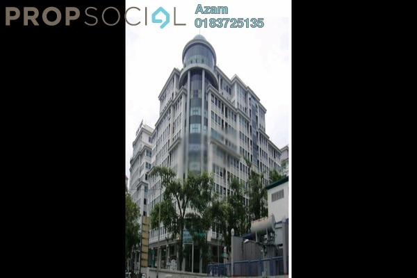 For Sale Office at SS7, Kelana Jaya Freehold Fully Furnished 5R/4B 1.2m