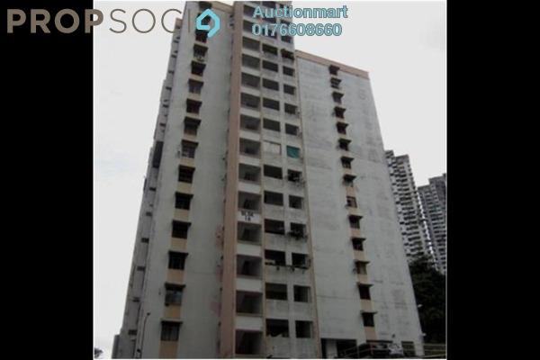 For Sale Apartment at Taman Terubong Jaya 2, Air Itam Leasehold Unfurnished 0R/0B 185k