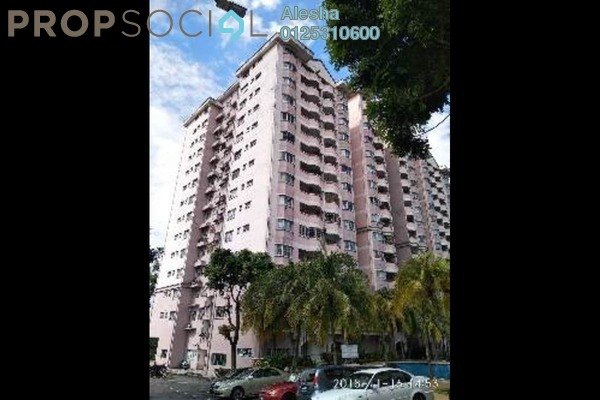 For Sale Apartment at Desa Saujana, Seri Kembangan Freehold Unfurnished 0R/0B 297k