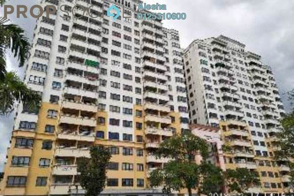 For Sale Condominium at Vista Millennium, Puchong Freehold Unfurnished 0R/0B 250k