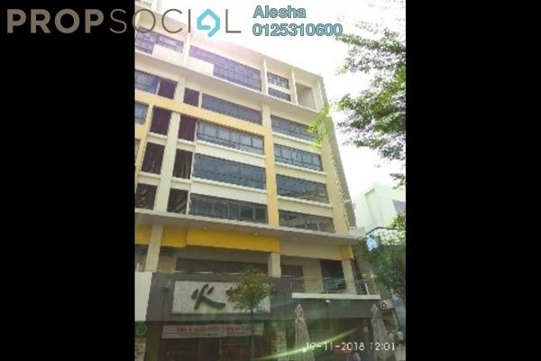 For Sale Office at Setia Walk, Pusat Bandar Puchong Freehold Unfurnished 0R/0B 900k
