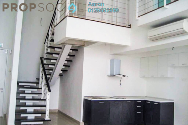 For Sale Duplex at The Scott Soho, Old Klang Road Freehold Semi Furnished 2R/2B 700k