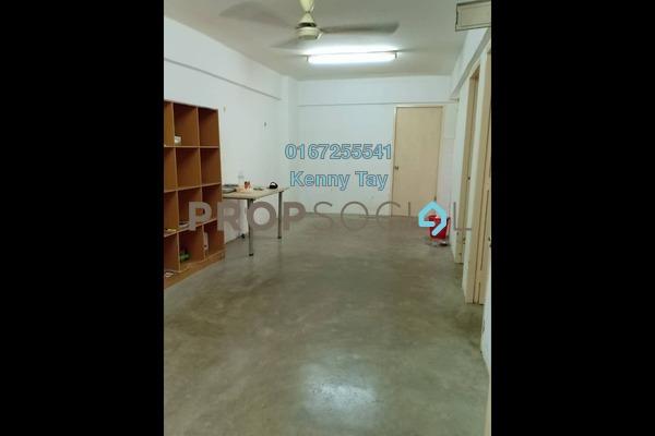 For Sale Apartment at Laman Rimbunan, Kepong Leasehold Semi Furnished 3R/2B 238k