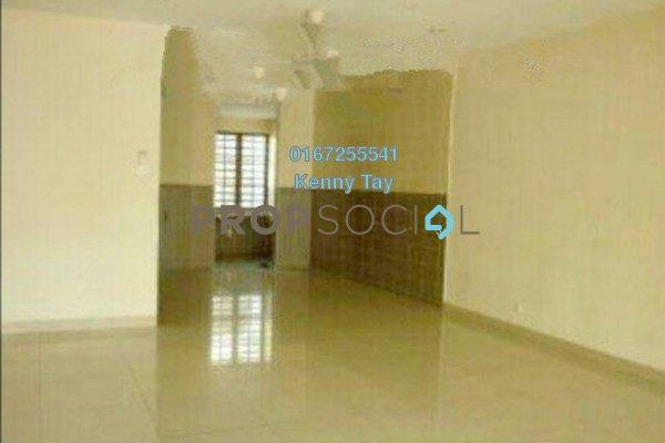 For Rent Terrace at Laman Rimbunan, Kepong Freehold Semi Furnished 5R/4B 2.5k