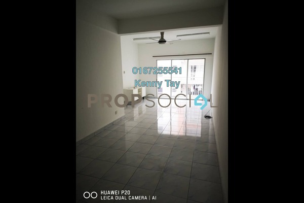 For Sale Apartment at Vista Magna, Kepong Freehold Semi Furnished 3R/2B 315k