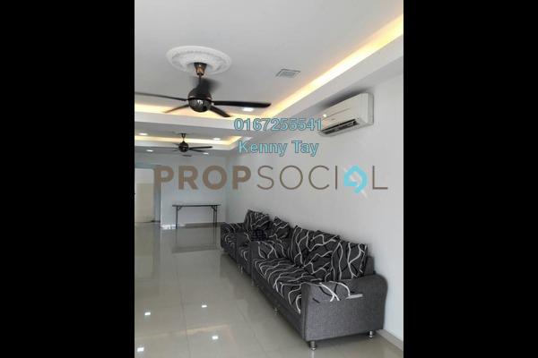 For Sale Terrace at Taman Desa Jaya, Kepong Freehold Semi Furnished 3R/2B 635k