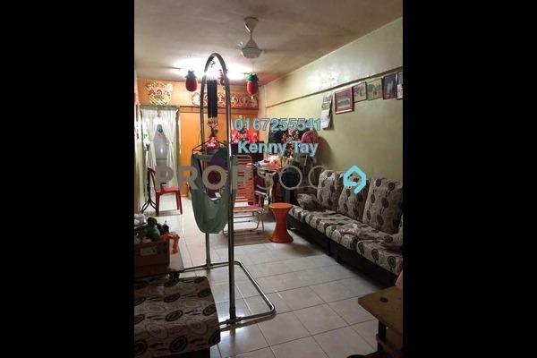 For Sale Condominium at Mutiara Fadason, Jinjang Freehold Semi Furnished 3R/2B 170k