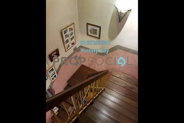 For Sale Terrace at Taman Bukit Maluri, Kepong Freehold Semi Furnished 4R/3B 745k