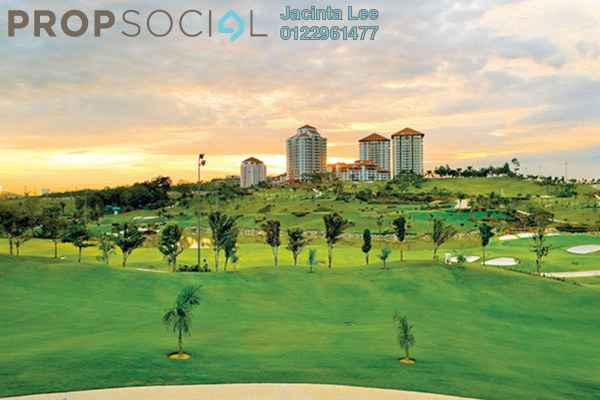For Sale Condominium at Puteri Palma 2, IOI Resort City Freehold Semi Furnished 3R/3B 535k