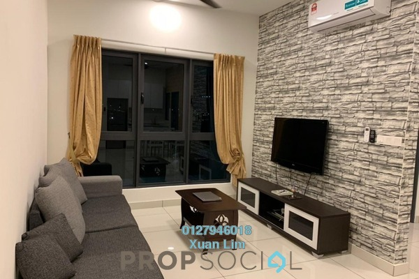 For Rent Serviced Residence at The Link 2 Residences, Bukit Jalil Freehold Fully Furnished 2R/1B 2k