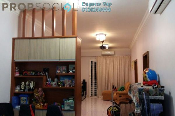 For Sale Condominium at Royal Regent, Dutamas Freehold Semi Furnished 2R/2B 498k