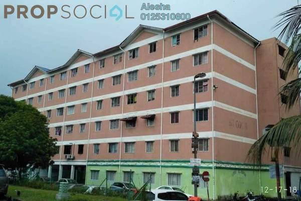 For Sale Apartment at Primaya, Bandar Tun Hussein Onn Leasehold Unfurnished 0R/0B 102k