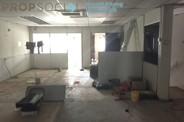 For Rent Shop at Taman Connaught, Cheras Freehold Semi Furnished 3R/2B 1.8k
