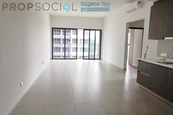 For Sale Serviced Residence at Biji Living, Petaling Jaya Freehold Unfurnished 1R/1B 520.0千