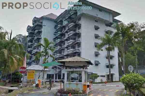 For Sale Condominium at Menara Mutiara, Ampang Freehold Unfurnished 0R/0B 350k
