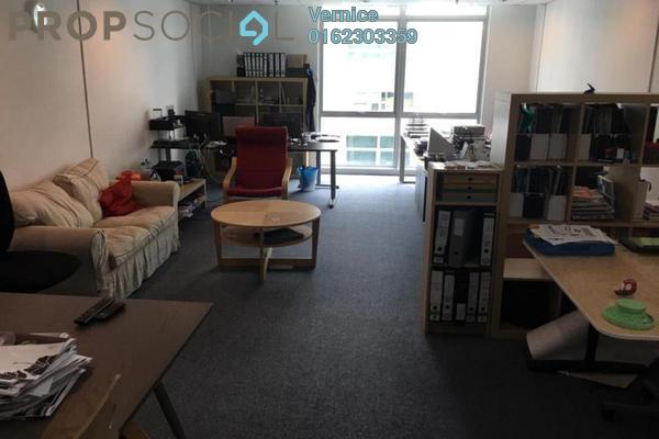 For Rent Office at Solaris Dutamas, Dutamas Freehold Semi Furnished 0R/0B 2.2k