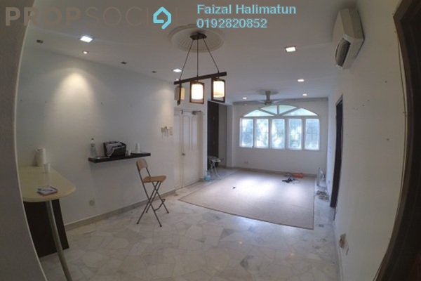 For Rent Apartment at Tudor Court, Ampang Freehold Semi Furnished 3R/2B 1.2k