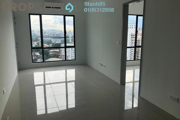 For Rent Condominium at The Nest, Setapak Freehold Semi Furnished 3R/2B 1.5k