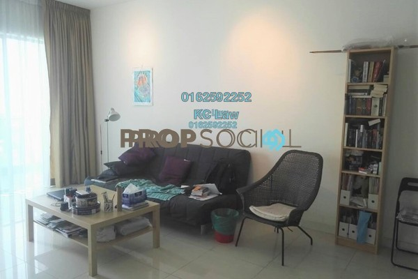 For Rent Condominium at Zehn Bukit Pantai, Bangsar Freehold Semi Furnished 3R/3B 5.4k