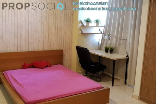 For Rent Condominium at Greenview Residence, Bandar Sungai Long Freehold Fully Furnished 3R/2B 1.75k