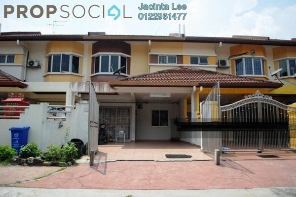For Sale Terrace at Taman Desa Subang, Subang Freehold Semi Furnished 4R/3B 567k