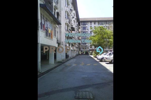 For Sale Apartment at Nova I, Segambut Freehold Semi Furnished 2R/1B 310k