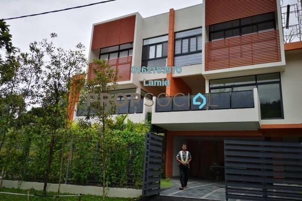 For Sale Semi-Detached at Taman Melawati, Melawati Freehold Unfurnished 0R/0B 3.2m