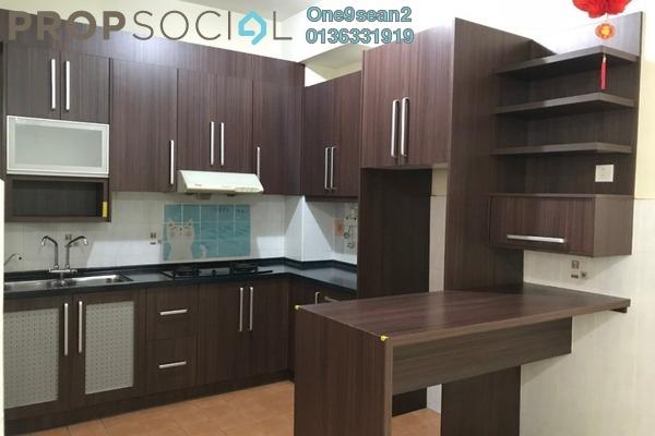 For Sale Terrace at Setia Impian, Setia Alam Freehold Semi Furnished 4R/3B 638k