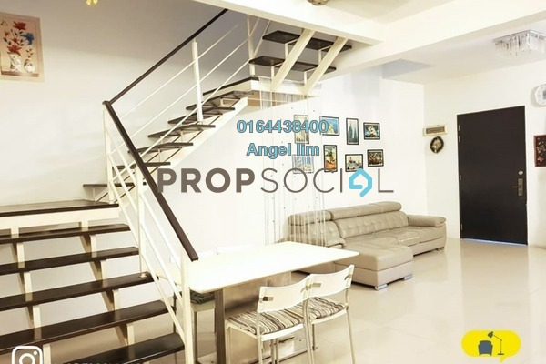 For Sale Condominium at Ken Rimba, Shah Alam Freehold Fully Furnished 3R/4B 670k