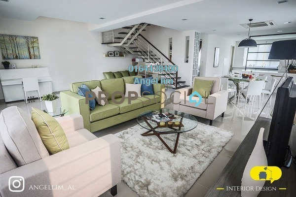 For Sale Condominium at Ken Rimba, Shah Alam Freehold Fully Furnished 3R/4B 649k