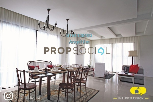 For Sale Condominium at Ken Rimba, Shah Alam Freehold Fully Furnished 4R/3B 665k