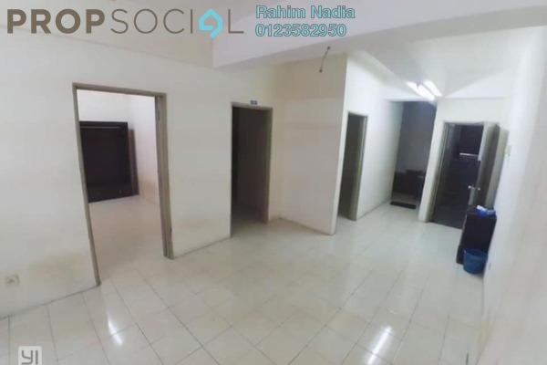 For Sale Apartment at Dataran Otomobil, Shah Alam Freehold Semi Furnished 3R/2B 205k