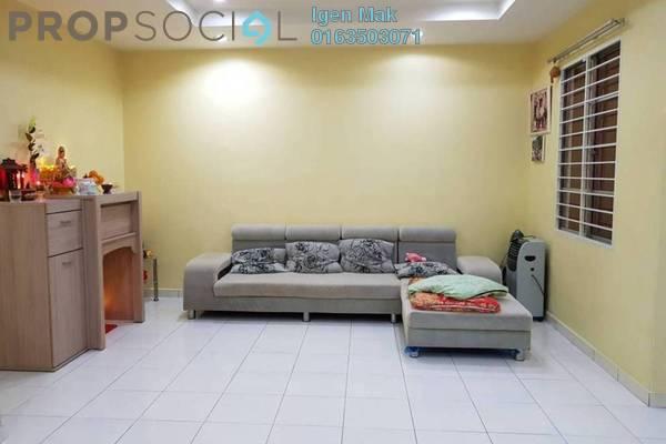 For Sale Terrace at Bukit Sungai Long 1, Bandar Sungai Long Freehold Fully Furnished 4R/4B 850k
