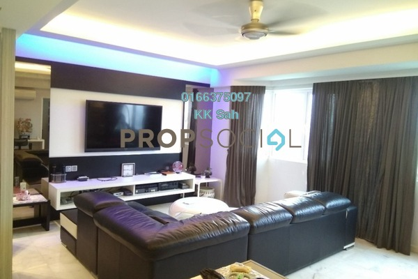 For Sale Condominium at Langat Jaya, Batu 9 Cheras Freehold Fully Furnished 4R/4B 488k