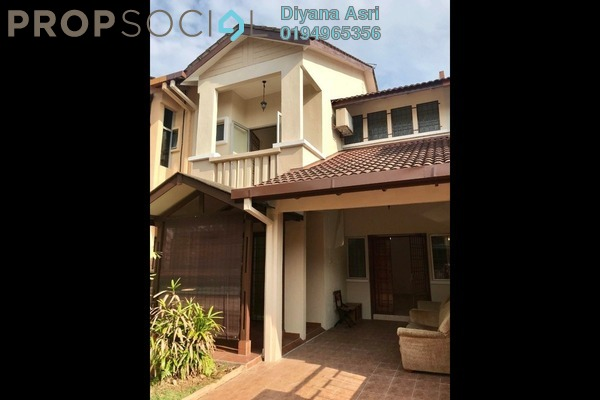 For Sale Terrace at Serambi, Bukit Jelutong Freehold Unfurnished 4R/3B 700k